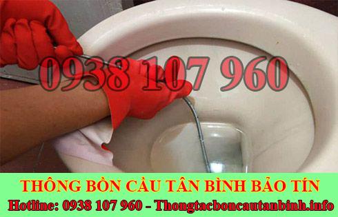 Tìm thợ sửa bồn cầu nhà vệ sinh bị nghẹt tại Quận Tân Bình.