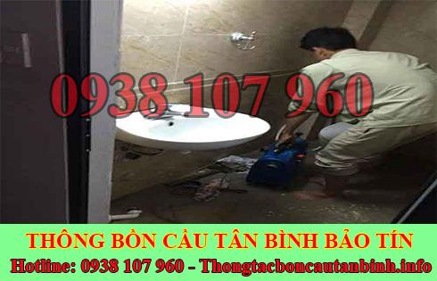 Dịch Vụ Thông Cầu Cống Nghẹt Quận Tân Bình Bảo Tín.