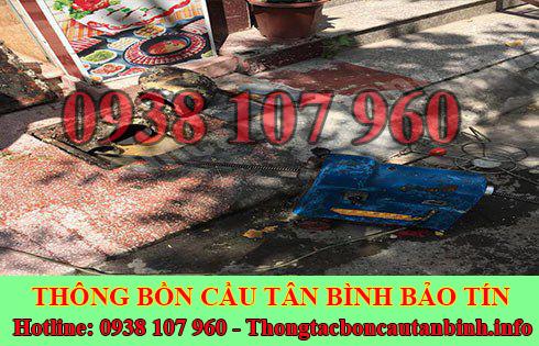 Thông đường ống nước bị tắc nghẹt Quận Tân Bình 0938107960